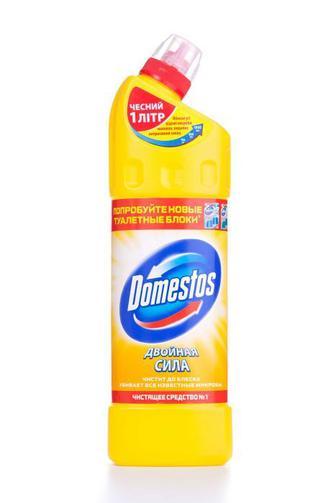 Средство для чистки и дезинфекции туалета Domestos Цитрус 1000мл