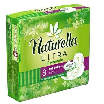 Прокладки Naturella Camomile Ultra Maxi №8