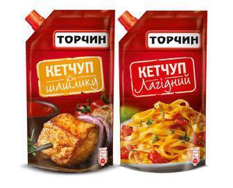 Кетчуп до шашлику, Лагідний, Торчин, 300 г