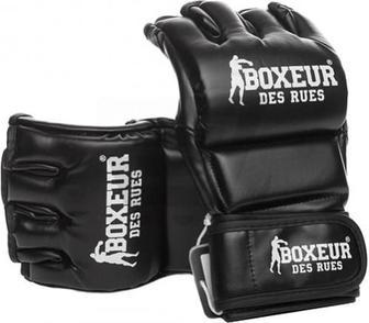 Рукавички для MMA Boxeur BXT-5137 р. XL чорний