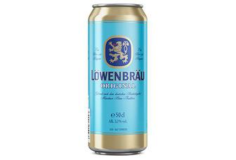 Пиво Lowenbrau Original світле, 0,5л