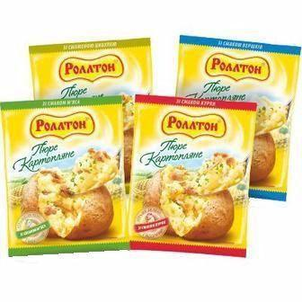 Пюре картопляне    Роллтон  37 г