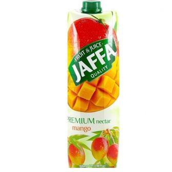 """Нектар манговий, мультифруктовий чорницягоробина, """"Jaffa"""", 1л"""