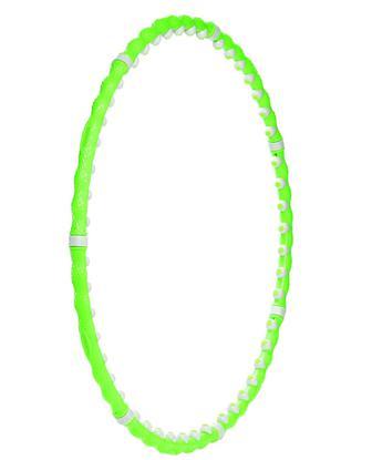 Обруч масажний Torneo Magic Hoop Bio зелений