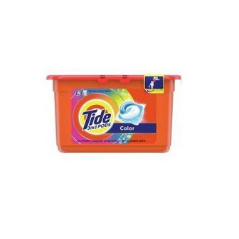 КАПСУЛИ для прання Color, 12 х 24,8 г TIDE