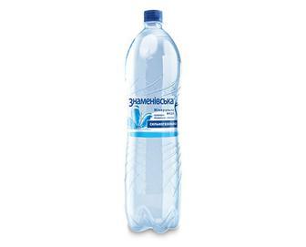 Вода мінеральна «Знаменівська» «Біола» 2 л