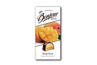 Десерт Бонжур зі смаком манго Конті 232 г