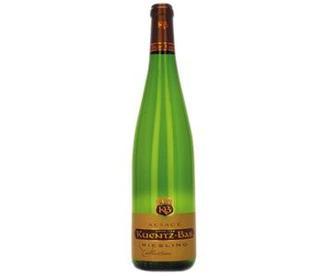 Вино біле сухе Kuentz-Bas Riesling Collection 0.75л