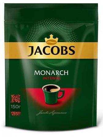 Кава Jacobs Monarch Intense 150 гр